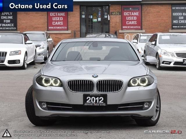 2012 BMW 528i xDrive (Stk: W05308) in Scarborough - Image 2 of 27