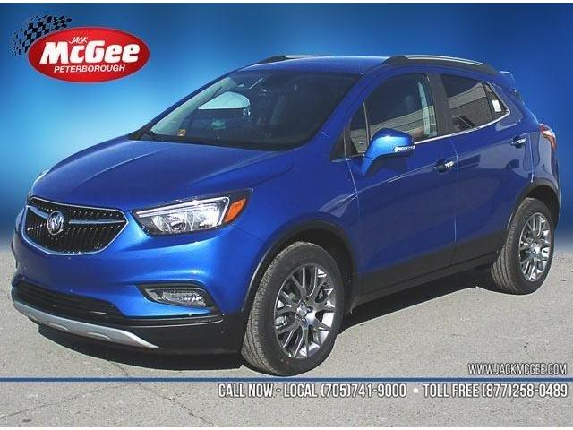2018 Buick Encore Sport Touring (Stk: 18555) in Peterborough - Image 1 of 2