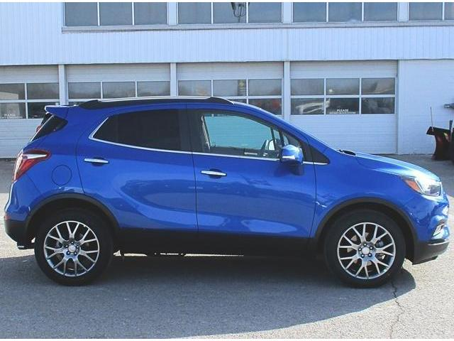 2018 Buick Encore Sport Touring (Stk: 18555) in Peterborough - Image 2 of 2