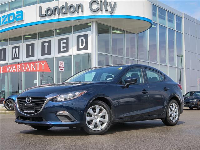 2016 Mazda Mazda3  (Stk: U1439) in London - Image 1 of 22
