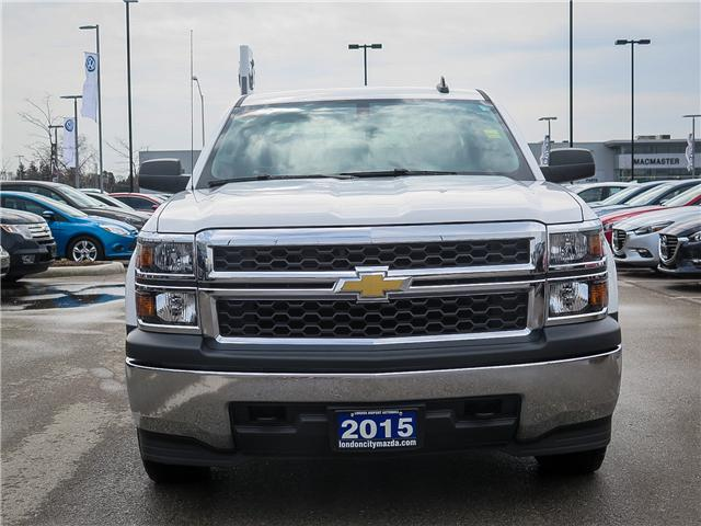 2015 Chevrolet Silverado 1500  (Stk: 8292A) in London - Image 2 of 25