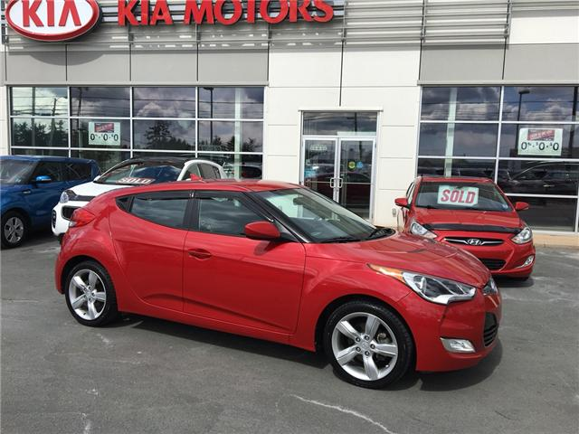 2014 Hyundai Veloster Base (Stk: U950) in Hebbville - Image 1 of 10