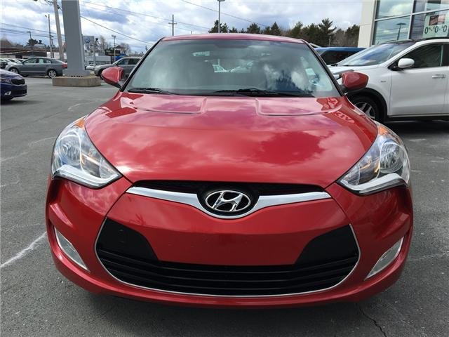2014 Hyundai Veloster Base (Stk: U950) in Hebbville - Image 2 of 10