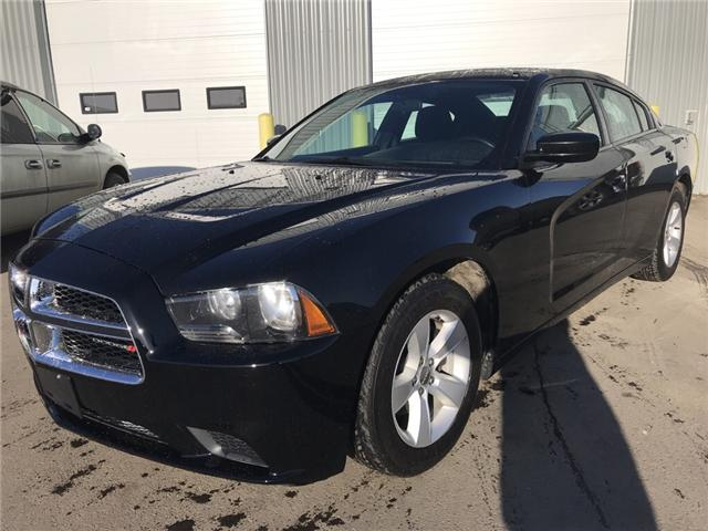 2014 Dodge Charger SE (Stk: I97411) in Thunder Bay - Image 1 of 15