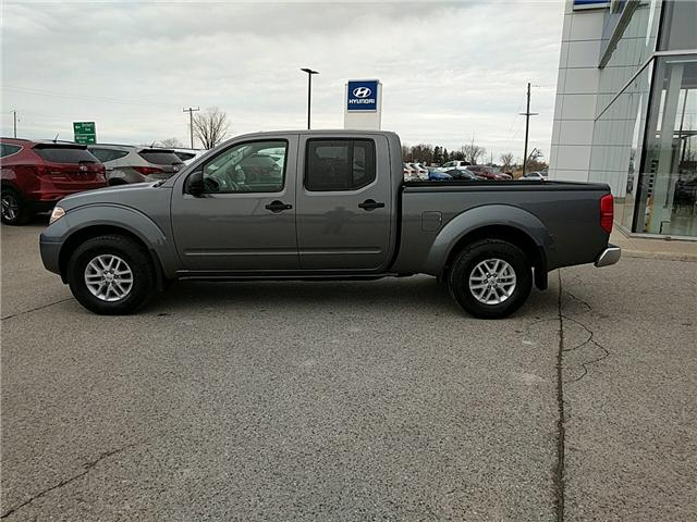 2018 Nissan Frontier SV (Stk: 85022) in Goderich - Image 2 of 11