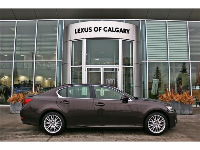2013 Lexus GS 350 Base (Stk: 180293B) in Calgary - Image 1 of 15