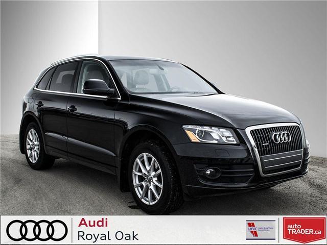 2011 Audi Q5 2.0T Premium (Stk: U0698) in Calgary - Image 1 of 22