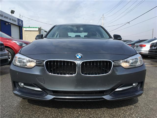 Used 2014 Bmw 320i Xdrive For Sale In Orangeville
