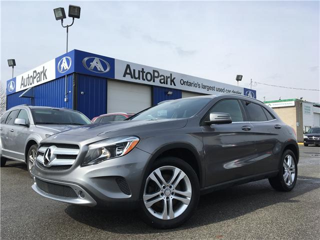 2015 Mercedes-Benz GLA-Class Base (Stk: 15-96563) in Georgetown - Image 1 of 23
