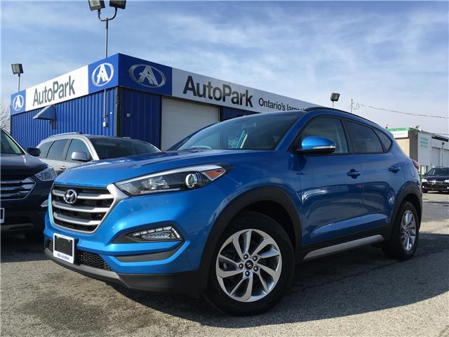 2017 Hyundai Tucson SE (Stk: 17-51830) in Georgetown - Image 1 of 26