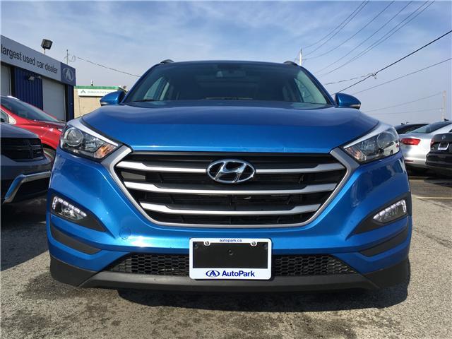 2017 Hyundai Tucson SE (Stk: 17-51830) in Georgetown - Image 2 of 26