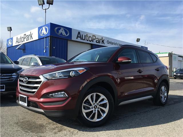 2017 Hyundai Tucson SE (Stk: 17-53670) in Georgetown - Image 1 of 26