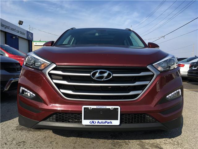 2017 Hyundai Tucson SE (Stk: 17-53670) in Georgetown - Image 2 of 26