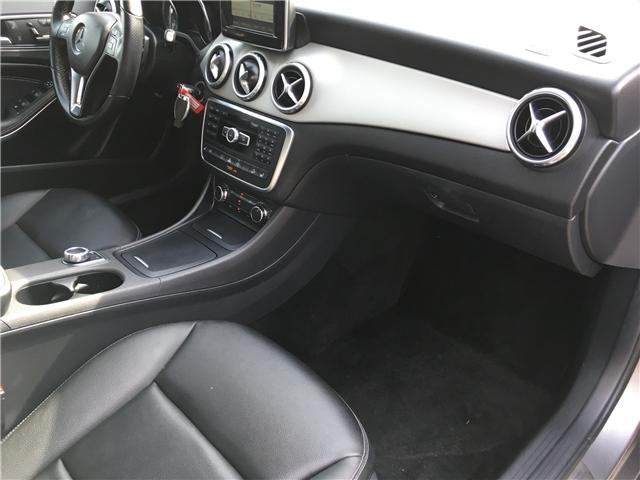 Used 2015 Mercedes Benz Gla Class For Sale In Toronto