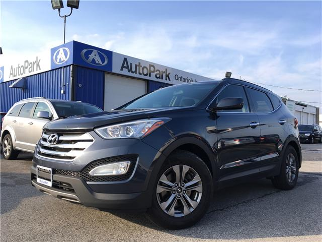 2015 Hyundai Santa Fe Sport 2.4 Premium (Stk: 15-52683) in Georgetown - Image 1 of 27