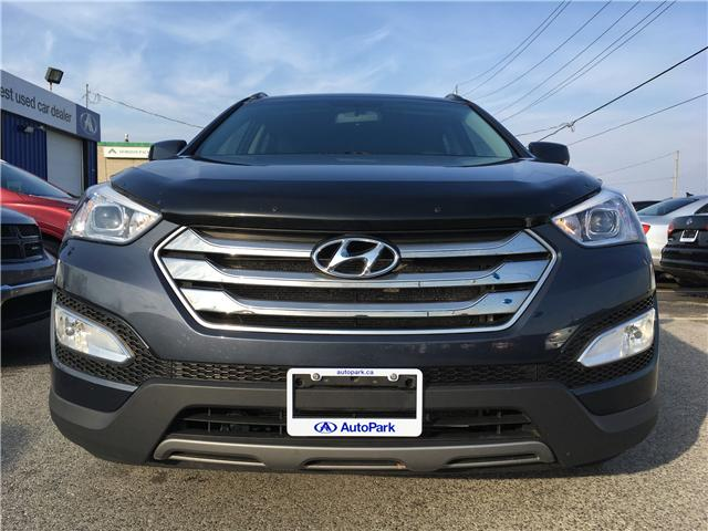 2015 Hyundai Santa Fe Sport 2.4 Premium (Stk: 15-52683) in Georgetown - Image 2 of 27