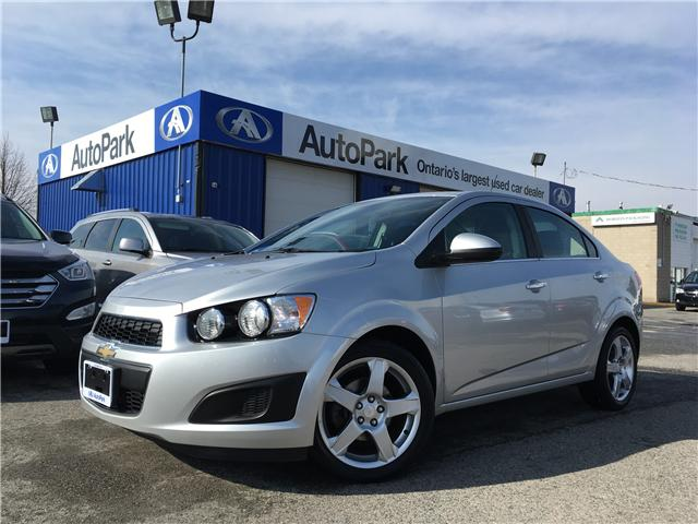 2013 Chevrolet Sonic LT Auto (Stk: 13-92646) in Georgetown - Image 1 of 23