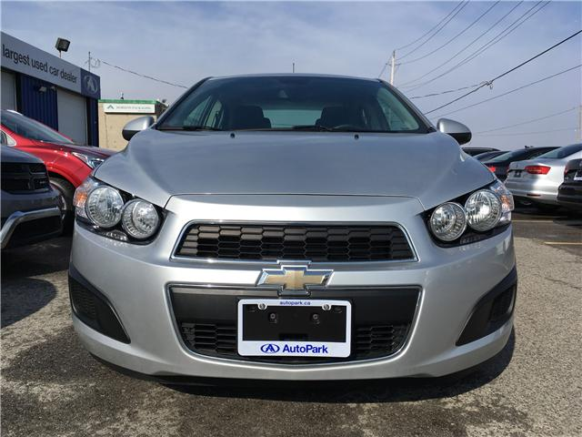 2013 Chevrolet Sonic LT Auto (Stk: 13-92646) in Georgetown - Image 2 of 23