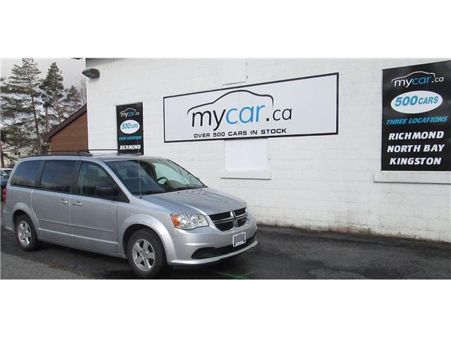 2012 Dodge Grand Caravan SE/SXT (Stk: 180388) in North Bay - Image 2 of 13