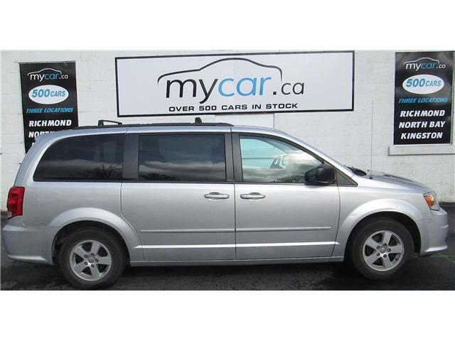 2012 Dodge Grand Caravan SE/SXT (Stk: 180388) in North Bay - Image 1 of 13