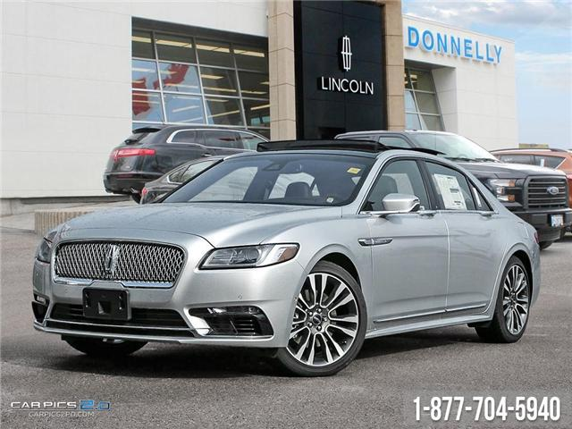 2018 Lincoln Continental Reserve (Stk: DR618) in Ottawa - Image 1 of 28