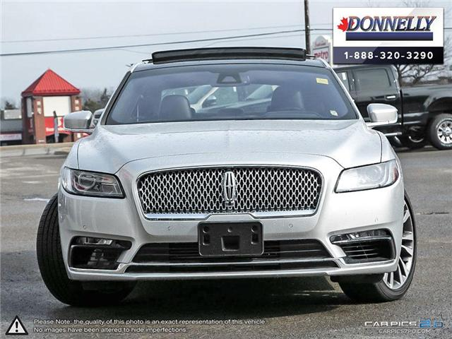 2018 Lincoln Continental Reserve (Stk: DR618) in Ottawa - Image 2 of 28