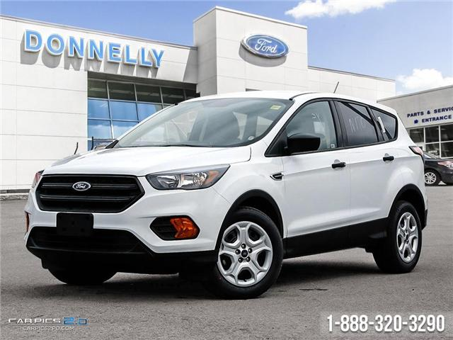 2018 Ford Escape S (Stk: DR600) in Ottawa - Image 1 of 27
