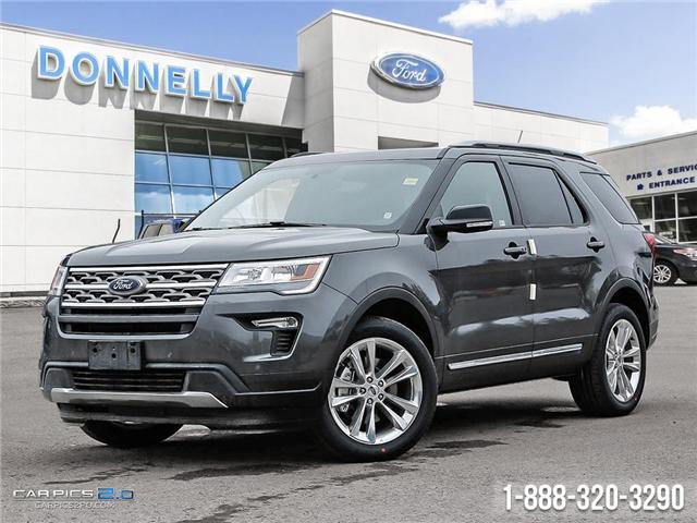 2018 Ford Explorer XLT (Stk: DR594) in Ottawa - Image 1 of 28