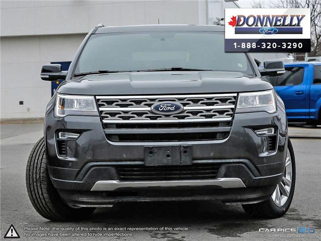 2018 Ford Explorer XLT (Stk: DR594) in Ottawa - Image 2 of 28