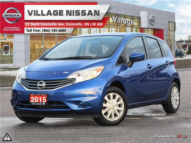 2015 Nissan Versa Note 1.6 SV (Stk: 80093A) in Unionville - Image 1 of 25
