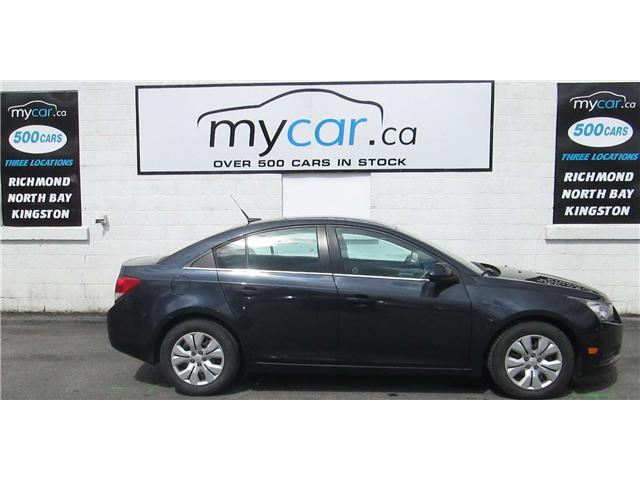 2014 Chevrolet Cruze 1LT (Stk: 171316) in North Bay - Image 1 of 13