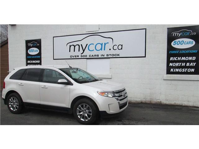 2013 Ford Edge SEL (Stk: 170689) in Kingston - Image 2 of 13