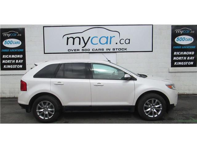 2013 Ford Edge SEL (Stk: 170689) in Richmond - Image 1 of 13