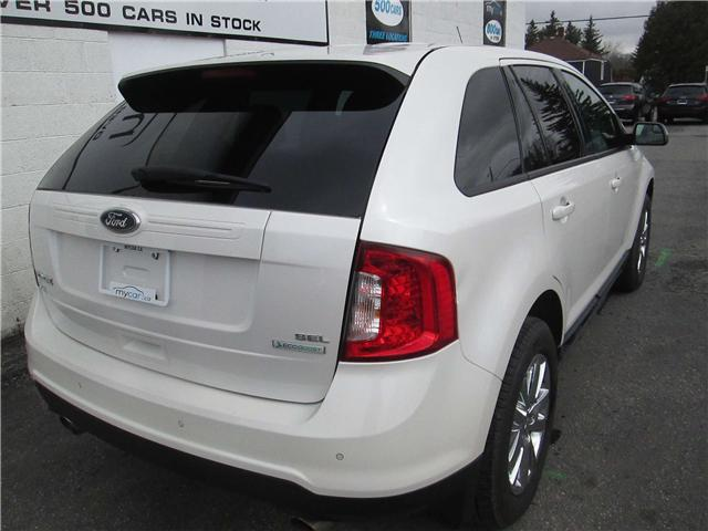 2013 Ford Edge SEL (Stk: 170689) in Richmond - Image 3 of 13