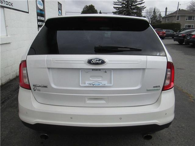 2013 Ford Edge SEL (Stk: 170689) in Richmond - Image 4 of 13