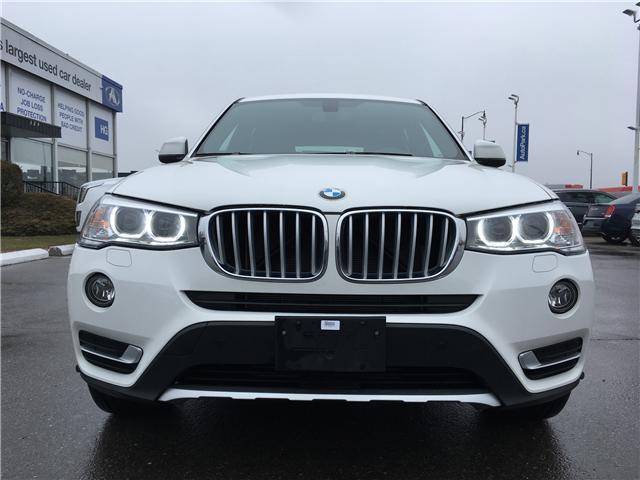 2017 BMW X3 xDrive28i (Stk: 17-02993) in Brampton - Image 2 of 30