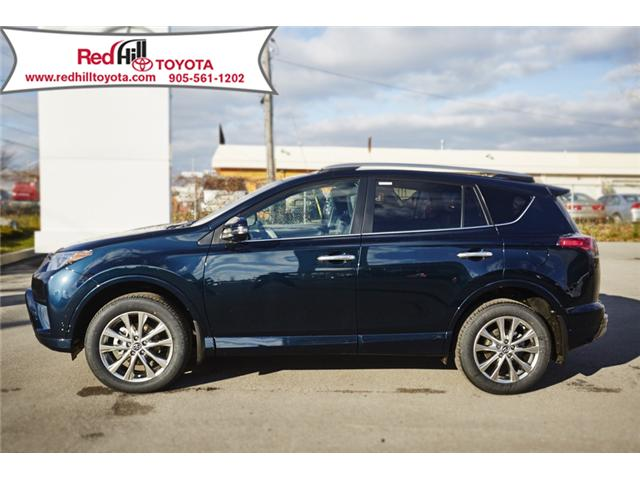 2017 Toyota RAV4 Limited (Stk: 53793) in Hamilton - Image 3 of 14