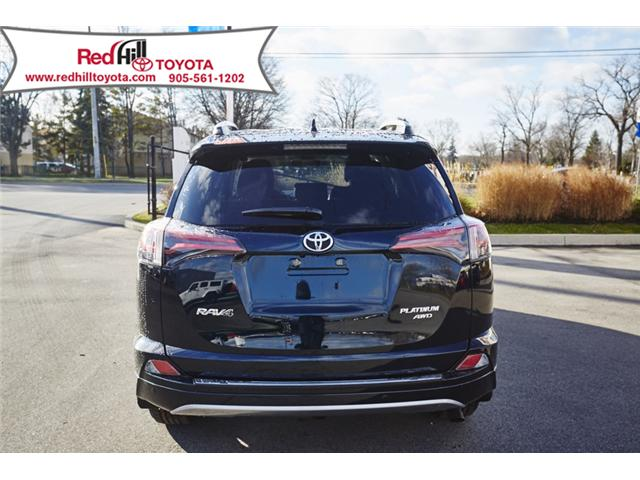 2017 Toyota RAV4 Limited (Stk: 53793) in Hamilton - Image 7 of 14