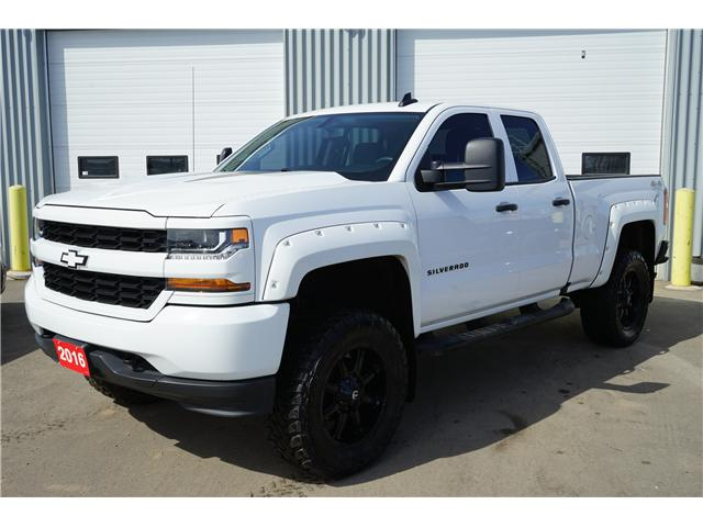 2016 Chevrolet Silverado 1500  (Stk: 1811211) in Thunder Bay - Image 1 of 11