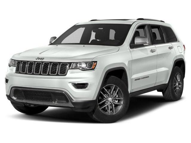 2018 Jeep Grand Cherokee Limited (Stk: T18-104) in Nipawin - Image 1 of 9