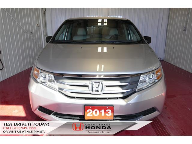 2013 Honda Odyssey EX (Stk: HP478) in Sault Ste. Marie - Image 1 of 17