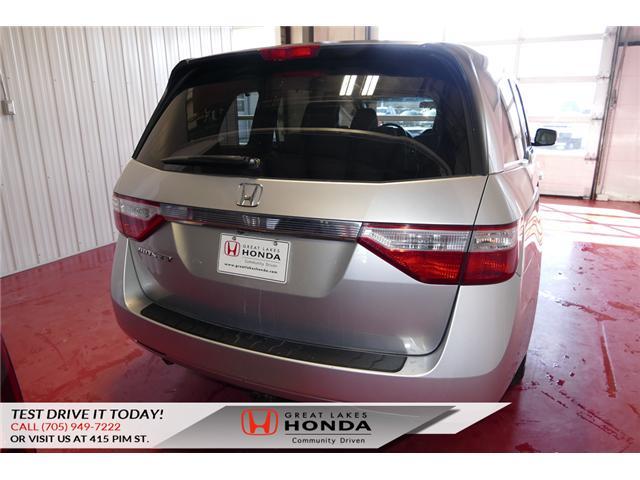 2013 Honda Odyssey EX (Stk: HP478) in Sault Ste. Marie - Image 2 of 17