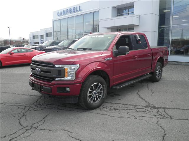 2018 Ford F-150 XLT (Stk: 1810240) in Ottawa - Image 1 of 11