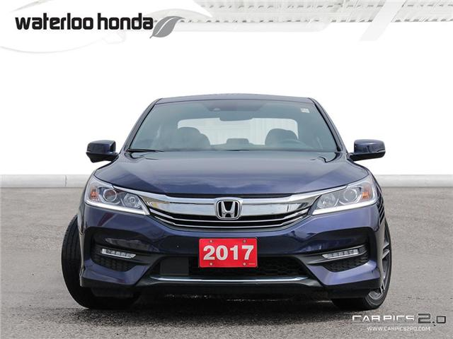 2017 Honda Accord Sport (Stk: U3639) in Waterloo - Image 2 of 28