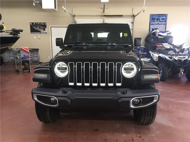 2018 Jeep Wrangler Unlimited Sahara (Stk: T18-94) in Nipawin - Image 2 of 11