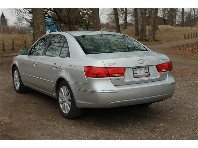 ... 2009 Hyundai Sonata Limited (Stk: 1803112) In Waterloo   Image 3 Of 27  ...