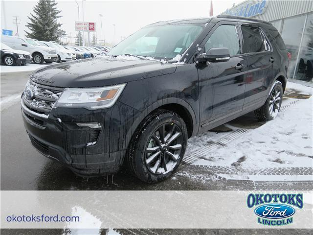2018 Ford Explorer XLT (Stk: JK-284) in Okotoks - Image 1 of 6