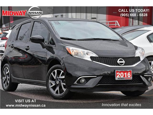 2016 Nissan Versa Note 1.6 SR (Stk: JC727702A) in Whitby - Image 1 of 20