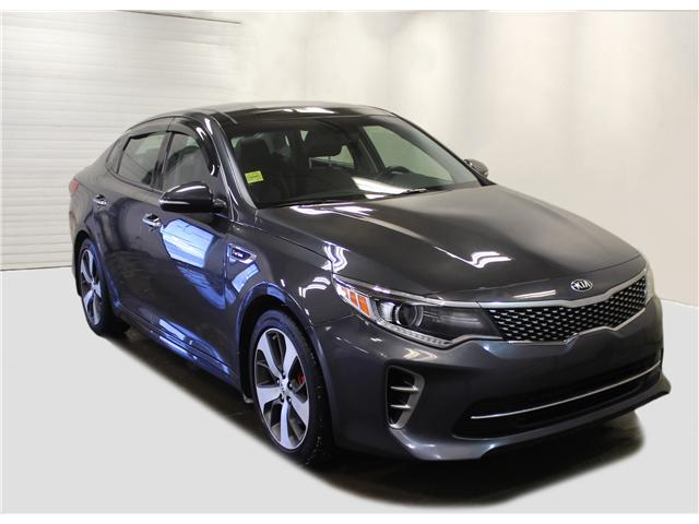 2016 Kia Optima SX Turbo (Stk: BB012452) in Regina - Image 2 of 21