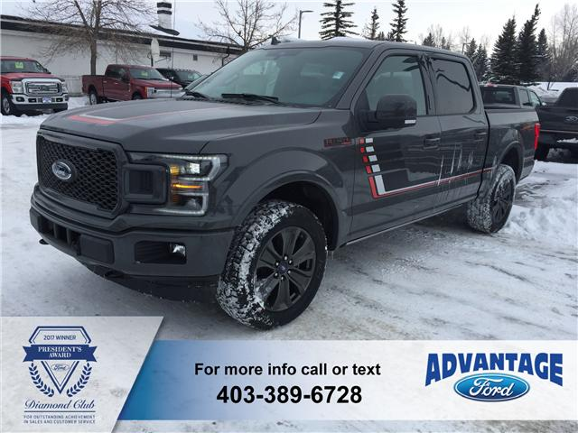 2018 Ford F-150 Lariat (Stk: J-384) in Calgary - Image 1 of 6